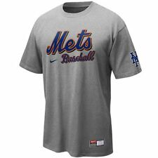 New York Mets Nike MLB Home Practice T-Shirt Men's Large BNWT FAST FREE SHIPPING