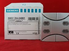 SIEMENS 5WG1284-2AB01 4 BUTTON 4FOLD CONTROL POINT