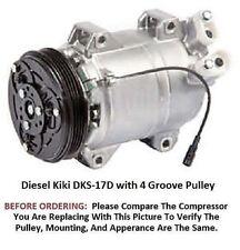 Suzuki XL-7  2003 - 2006    OEM  Diesel Kiki DKS-17D   AC Compressor