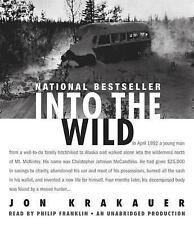 Into the Wild by Jon Krakauer (2007, CD, Unabridged)