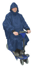 Aidapt Deluxe Scooter Chair Rain Weather 100% Waterproof Protection Poncho