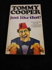 Tommy Cooper Just Like That