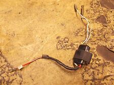 1982 Kawasaki KZ550 KZ 550 C Electrical Parts with wiring