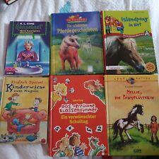 Kinderbücher Paket Pferde für Mädchen