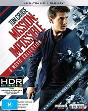 Mission Impossible (Blu-ray, 2019, 13-Disc Set)