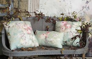 Rachel Ashwell Shabby Chic Couture Laurence Amelie Illustre linen Pillow cover