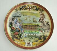 Bradford Exchange A Nation Shines Collector Plate Certificate Of Authenticity