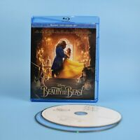 Beauty and the Beast - Walt Disney Blu-Ray + DVD - 2017 & - Bilingual