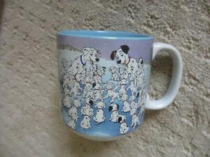 Walt Disney Classic 101 Dalmations Coffee Mug *