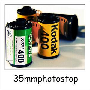 "35mm COLOUR FILM  PROCESSING PRINTS & Email (WETRANSFER ) ***6""x4"" Photos***"