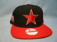 New Era 9Fifty Houston Rockets All Star Game 2006 Snapback BRAND NEW hat cap NBA