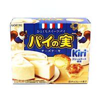 PIE NO MI CHEESE CAKE x 3 Boxes Mini size pies with cream cheese by Lotte x Kiri