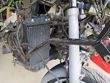 WRECKING BMW K1200LT 2002 RIGHT  RADIATOR 500+ OEM USED BMW  PARTS 17111465160