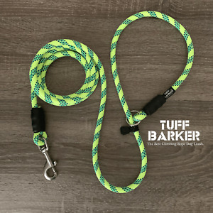 Hands Free Rope Dog Leash - 100% Real Rope Dog Leashes - Made in U.S.A.