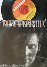 "BRUCE SPRINGSTEEN ~ Brilliant Disguise ~ 7"" Single PS USA PRESS"