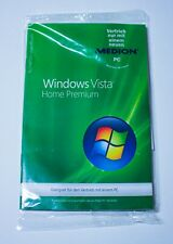 Windows Vista Home Premium Edition 64-Bit SP1 NEU auf Deutsch..