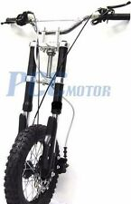 "INVERTED FORKS 12"" WHEEL XR50 CRF50 XR CRF 50 SDG SSR PIT BIKES U FK05+12"""