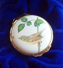 Halcyon Days Susan G Comen Breast Cancer Box Bird Dragonfly Bee Butterfly / Box