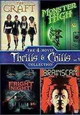 The Craft (1996) / Monster High (1989) / Fright Night (1985) / Brainscan (1994)