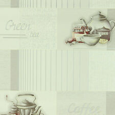 Modern vinyl Wallpaper rolls wall coverings gray silver cafe textured kitchen 3D