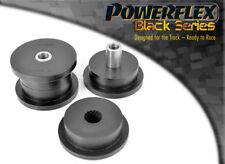 fits BMW E46 M3 PFR5-3608BLK POWERFLEX BLACK SERIES REAR TRAILING ARM BUSHES