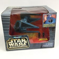 Galoob Micro Machines Star Wars Action Fleet Tie Interceptor Action Figures BNIB