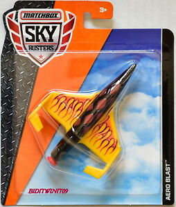 MATCHBOX 2016 SKY BUSTERS AERO BLAST