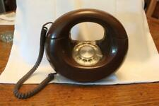 Vintage Western Electric Rotary Dial Donut Telephone Tested