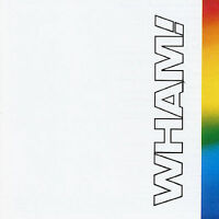 Wham! - The Final (CD, Jul-1986, Epic)