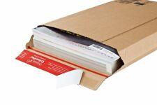 10 Enveloppe carton rigide Pochette expédition ColomPac 215x300mm Brochure Livre