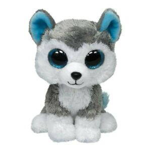 NEW Ty Boos 13'' Slush The Dog from Mr Toys
