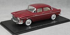 Neo Models Humber Super Snipe Saloon in Dark Red 1965 46335 1/43 NEW