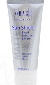 Obagi Sun Shield SPF 50 Matte Sunscreen 85g 3oz NEW & SEALED U.K seller