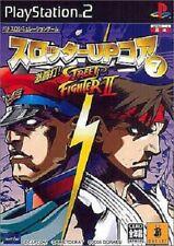 PS2 Slotter Up Core 7 Dekitou da Street Fighter II PlayStation 2 Japan F/S