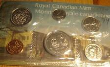 1974 Canada PL RCM Set (6 Coins UNC.)