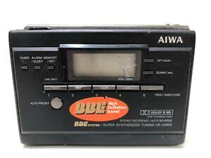 AIWA HS-JX505 Cassette Radio Recorder Walkman