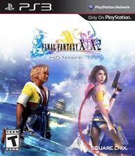 Playstation 3 Ps3 Game Final Fantasy X X-2 Hd Remaster Brand New & Sealed