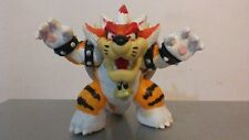 Custom Meowser/Cat Bowser Super Mario 3D World action figure; read description