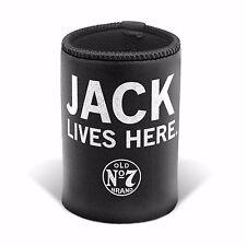 Jack Daniels Can Cooler Beer Can Bottle Stubby Holder CLEARANCE Jack Lives Here