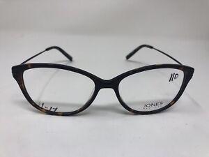 Jones New York Eyeglasses Frame J763 Tortoise 54-16-135 Full Rim FG16