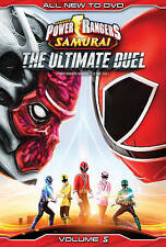 Power Rangers Samurai, Vol. 5: The Ultimate Duel (DVD, 2013)