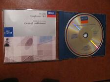 DVORAK Symphonies 7 & 8- Dohnanyi-CD- DECCA-fino 2 cd spese fisse-oltre vedi