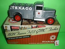 TEXACO 1934 GMC TANKER DELIVERY TRUCK SPECIAL EDITION - 2010 - #27 in Series