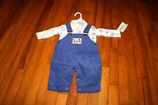 BABY TOGS 3-6 month 2 piece outfit NWT