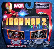 MARVEL MINIMATES MARK 5 IRON MAN WAR MACHINE STARK AVENGERS UNIVERSE LEGENDS
