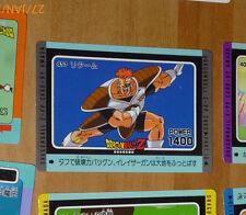 DRAGON BALL Z DBZ AMADA PP PART 10 CARD CARTE 417 MADE IN JAPAN NM <= PHOENIX