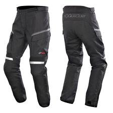 NEU Alpinestars wasserdichte Motorradhose Valparaiso schwarz 3XL = 58 Textilhose