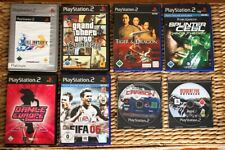 Spiele Playtstaion 2 PS2 Fifa Resident Evil Splinter Cell Tiger & Dragon Fifa 06