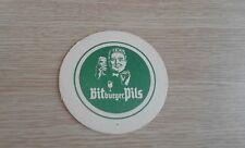 Bitburger Pils Beermat