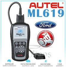 AUTEL ML619 CAN ABS SRS AIRBAG Diagnostic Scanner Truck Code Reader Scan Tool